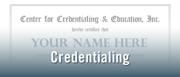Credentialing Mobile